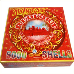 Garland - 5000  Wala (Standard Fireworks) - Click here to View more details about this Product