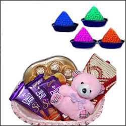 Enjoy colorful Holi - Click here to View more details about this Product