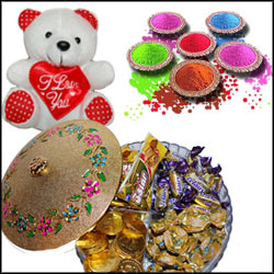 Holi Choco Gift - Click here to View more details about this Product