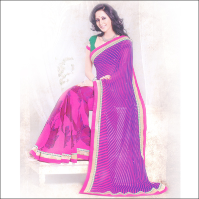 New Year sarees to India