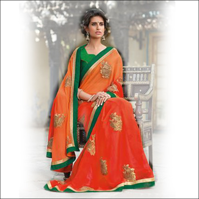 Sarees and Dresses