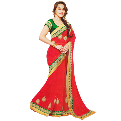 Click here to view more Designer and Party Sarees to India