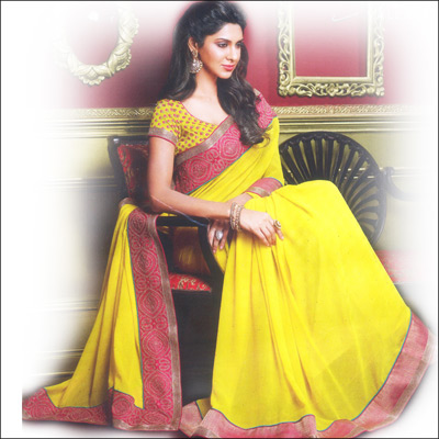 Designer and Party Sarees