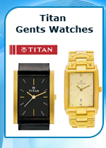 Titan Gents Watches