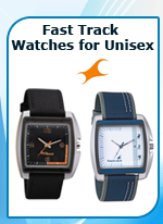 Fast Track Watches for Unisex