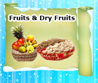 Fruits & Dryfruits