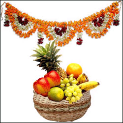 Fruits & Subha Torans