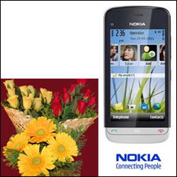Cellphone Surprise - NOKIA C5-05 Mobile - Click here to View more details about this Product