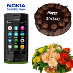 Cellphone Surprise - NOKIA N500 Mobile - Click here to View more details about this Product