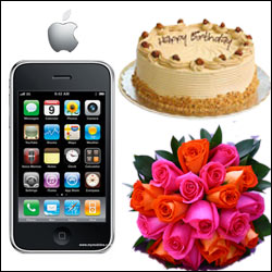 Cellphone Surprise - Apple iPhone 3 GS (8GB) - Click here to View more details about this Product