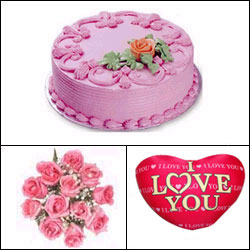 Cake n Heart - Click here to View more details about this Product