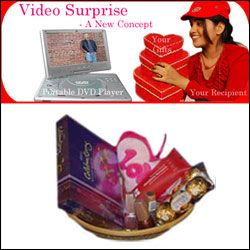 Midnight Video Surprise Hamper-1 - Click here to View more details about this Product