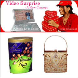 Midnight Video Surprise Hamper-7 - Click here to View more details about this Product
