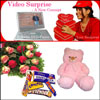 Midnight Video Surprise Hamper-9 - Click here to View more details about this Product