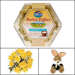 Bunny n Chocolates - Click here to View more details about this Product