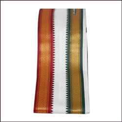 RAMRAJ Gandarva Towel-Cotton Kanduva - Click here to View more details about this Product