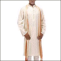 kurta churidar set - Cream Colour - Click here to View more details about this Product