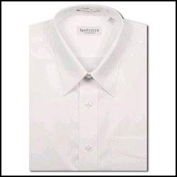 Van Heusen Full  Sleeve -  White - Click here to View more details about this Product