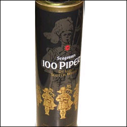 Seagrams 100 Pipers 750 Ml Send Whisky To India