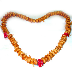 Send Pure Sandalwood Garland To India Hyderabad