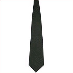Arrow Silk Black Ties - Click here to View more details about this Product