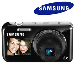 SAMSUNG PL120 Digital Camera - Click here to View more details about this Product