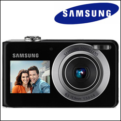 Samsung Ec-PL100Zbps Digital Camera - Click here to View more details about this Product