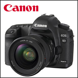 Canon Digital Camera - 5D mark II - Click here to View more details about this Product