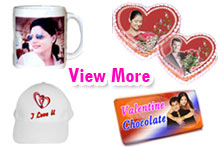 Personalised Gifts - View More