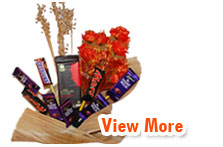 Chocolate Bouquets - View More