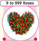9 to 999 Roses