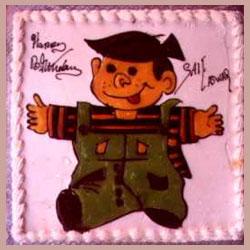 Prestonplayz Birthday Cake