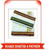 KHADI DHOTIS
