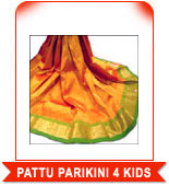 PATTU PARIKINI FOR KIDS