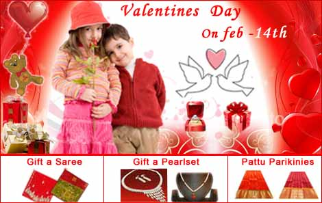 Valentines Day Gifts to India
