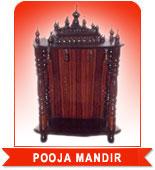 POOJA MANDIR Gifts to India