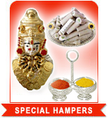 Varalaxmi SPECIAL HAMPERS to India